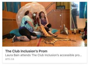 The Club Inclusion Prom